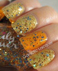 Galactic Lacquer: Daily Lacquer - The Airbender Collection