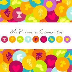 first communion vector free Ideas Para Fiestas, First Holy Communion, Christening, Graphic Art, Vector Free, Clip Art, Kids Rugs, Invitations, Cartoon
