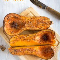 Butternut de Noël - rôtie aux épices - inspirée par Jamie Oliver