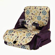 Enxoval Do Bebê nos Estados Unidos: Cadeira de Alimentação Elevatória e Portátil