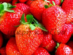 μικρή κουζίνα: Μαρμελάδα φράουλα Strawberry, Cooking Recipes, Fruit, Food, Cooker Recipes, Essen, Strawberry Fruit, Strawberries