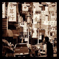 Grant Street, Chinatown, San Francisco Photo by davidwsumner