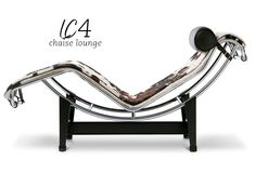 Wunderbar Style Trends: Timeless Design Classics. This Piece Of Modern Furniture LC4  Chaise Lounge By