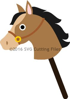K Crafts, Preschool Crafts, Felt Crafts, Country Western Parties, Rodeo Party, Stick Horses, Horse Camp, Horse Birthday, Horse Crafts