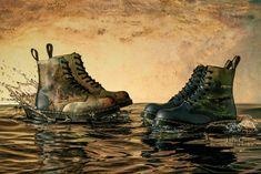 Dr Martens lancia una linea di scarpe ispirate a Turner e gli eredi dell'artista si ribellano