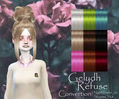 Lana CC Finds - gelydh-refuse:   My new convertion 3T4 ...