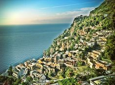 Positano Italy... I will be there some day