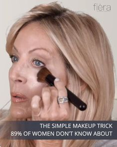 Eyebrow Makeup Tips, Beauty Makeup Tips, Skin Makeup, Beauty Secrets, Beauty Skin, Beauty Hacks, Hair Beauty, Makeup Tips For Older Women, Tips Belleza