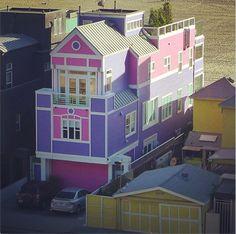 Barbie creator Ruth Handler's former residence.