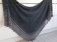 Knitting Pattern Name: Silkegra Free Pattern by: Rix Strixerier