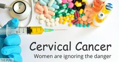 Women are ignoring the danger of cervical cancer TheFuss.co.uk
