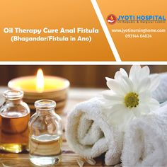 Anal #fistula can be treated using simple nirgundi oil. Applying nirgundi oil over anal fistula will reduce the bacteria formation and also reduces the rectum inflammation. Both the anal condition causes rectal bleeding in infancy and pain in anal region. Visit link in the bio to know more about fistula treatment at #jyotinursinghome.
