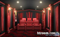 Home Theater Decor and Complete Theater Packages Home Theater Decor, Home Theater Rooms, Home Theater Seating, Home Decor, Vintage Movie Theater, Drive In Theater, Home Theater Speakers, Man Cave, Family Room