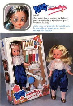 Muñeca Nancy.