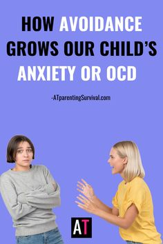 Avoidance is one of the fastest ways to grow anxiety and is one of the most common types of compulsions for OCD. Learn how avoidance grows and what to do about it. Mindfulness Psychology, Youtube Videos For Kids, How To Calm Anxiety, Anxiety In Children, Child Care, Coping Skills, Ocd, Parenting Hacks