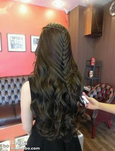 hair styles for long hair,i want my hair like this