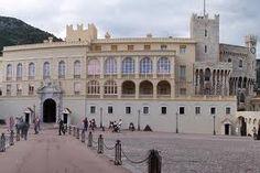 Monaco – Place du palais princier