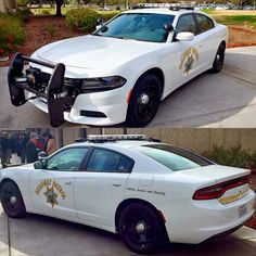 2016 Dodge Charger CHP