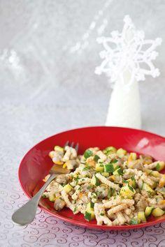I passatelli asciutti con #vongole e #zucchine sono una ricetta tipica romagnola, che Cristina Lunardini ci propone come primo piatto per il nostro menu di #Natale. http://www.alice.tv/ricette-cucina/ricette-natale/passatelli-asciutti-vongole-zucchine