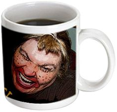 Ugly Clowns, Being Ugly, Scary, Dress Up, Animation, Mugs, Amazon, Halloween, Face