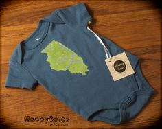 Cute Illinois Onesie! These are so cute