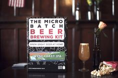 West Coast IPA - The Micro Batch Beer Brewing Kit