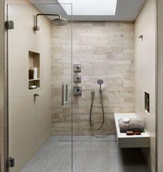 Baños modernos con encanto