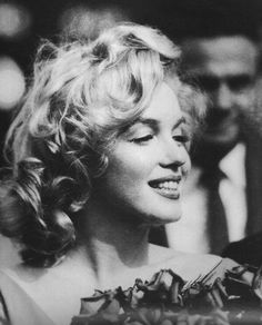Marilyn Monroe. A George Vreeland Hill post.