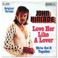 John Kincade - Love Her Like a Lover - album cover Bad Album, Album Book, Worst Album Covers, Cool Album Covers, Bad Cover, Cover Art, Spit Take, Getting Him Back, Best Albums
