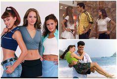 ¿Te sientes viejito? No hay problema, vuelve a revivir tus #telenovelas juveniles favoritas y dale marcha atrás al tiempo.