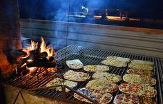 Pizzas a la parrilla   multifiesta Bbq pizzas, pizzas a la parrilla, from Uruguay, by Multifiesta