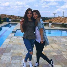 Jade Picon & Maria De Nobrega