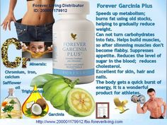 Garcinia Plus Contains a natural appetite suppressant Temporarily inhibits the enzyme that converts calories into fat A useful tool in weight management. Forever Living Aloe Vera, Forever Aloe, Forever Living Distributor, Garcinia Cambogia Diet, Health And Beauty, Health And Wellness, Clean9, Forever Living Business, Best Diet Pills