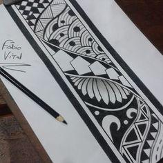 maori tattoos meaning - Maori Tattoos, Polynesian Tribal Tattoos, Polynesian Art, Samoan Tattoo, Armband Tattoo Design, Tattoo Motive, Tattoo On, Arm Band Tattoo, Small Quote Tattoos