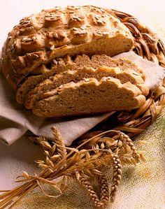 Ein frisches Brot welches sich gut einfrieren lässt