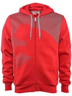 Puma Men's Holiday Hooded Sweat Jacket. $49.99