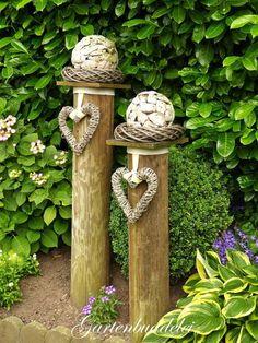 Auf Der Suche Nach Einer Tollen, Originellen Gartendekoration? Such Nicht  Weiter! 15 Wunderbare