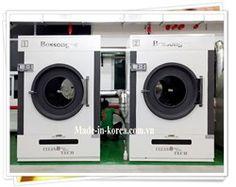 Máy sấy công nghiệp 80kg Cleantech Korea HSCD 80