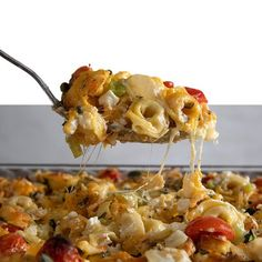 Cookbook Recipes, Pasta Recipes, Cooking Recipes, The Kitchen Food Network, Greek Recipes, Food Network Recipes, Food Hacks, Macaroni And Cheese, Food And Drink