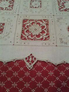 Expressive needle lace Hardanger Embroidery, Cross Stitch Embroidery, Hand Embroidery, Needle Lace, Bobbin Lace, Irish Crochet, Crochet Lace, Drawn Thread, Victorian Lace