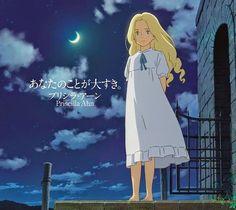 Priscilla Ahn – Omoide no Marnie Kashuu  ▼ Download: http://singlesanime.net/album/priscilla-ahn-omoide-no-marnie-kashuu.html