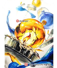 Markers, Anime, Painting, Design, Sharpies, Painting Art, Cartoon Movies, Paintings