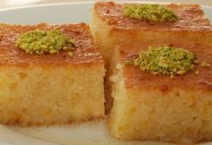 Top Most Popular Traditional Turkish Desserts - Cuisine and Recipes, Featured - Turkish Sweets, Greek Sweets, Turkish Dessert, Turkish Recipes, Greek Recipes, Basbusa Recipe, Best Basbousa Recipe, Sweets Recipes, Cooking Recipes