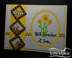 Jan. Sparkle N Sprinkle Creative Challenge card