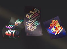 Typosters 017 on Behance