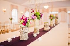table decorations height element