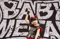 Babymetal, Reading Festival, August 29 2015
