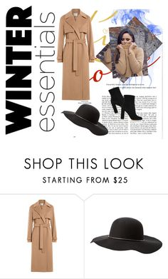 """""""Winter style"""" by kellyplus ❤ liked on Polyvore featuring Jason Wu, Charlotte Russe, Gianvito Rossi, Winter and essentials"""
