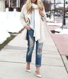 STYLE // Snowy and Cozy - Style CuspStyle Cusp
