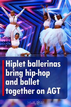 A group of ballet dancers from Chicago shake things up on AGT with a hip-hop ballet fusion that blew everyone away. Hiplet Ballerinas was created as an inclusive space for aspiring ballet dancers and AGT was the perfect platform to help spread their message. #hipletballerinas #hiplet #hiphop #ballet #dance #dancers #americasgottalent #agt #talent Ballet Dancers, Ballerinas, America's Got Talent Videos, Ballet Companies, Ballet School, Tyra Banks, Girl Dancing, Dance Moves, Looking Back